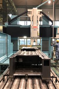 東芝機械製5面加工機 MPJ2660を導入