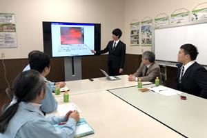 愛知工業大学と共同研究発表会を開催