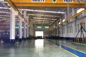 TOKAI KIKAI ENGINEERINGをTOKAI KIKAI Utec(Thailand)内に移転
